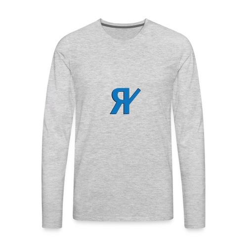 Ry - Men's Premium Long Sleeve T-Shirt