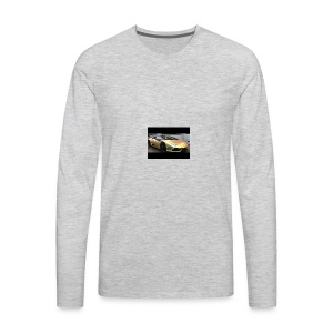 Ima_Gold_Digger - Men's Premium Long Sleeve T-Shirt