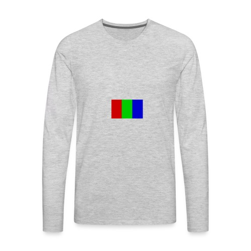 Dum Dums Flag - Men's Premium Long Sleeve T-Shirt