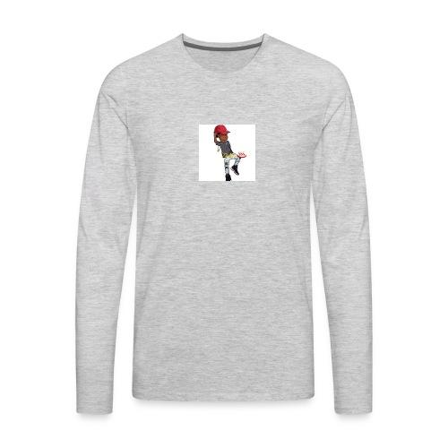 Zellomerch - Men's Premium Long Sleeve T-Shirt