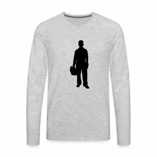 Grafgraf861 - Men's Premium Long Sleeve T-Shirt