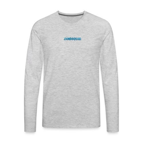 SandSquad - Men's Premium Long Sleeve T-Shirt