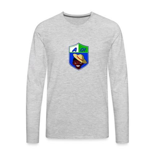Strawhat Fleet - Men's Premium Long Sleeve T-Shirt