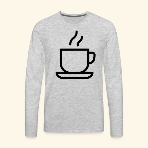 Everyday Tea - Men's Premium Long Sleeve T-Shirt