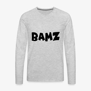 Bamz - Men's Premium Long Sleeve T-Shirt