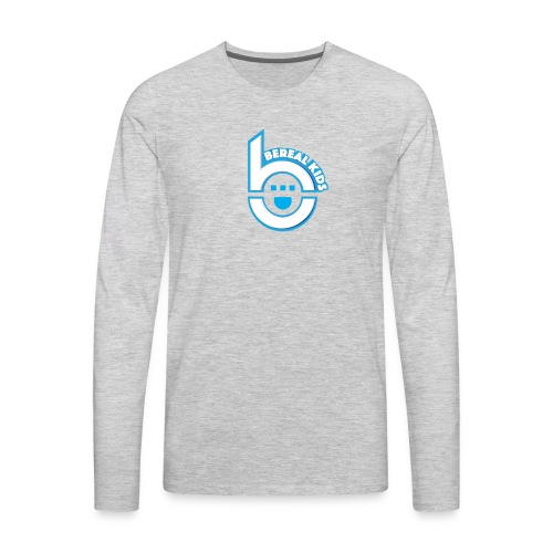 Bereal Kids - Men's Premium Long Sleeve T-Shirt