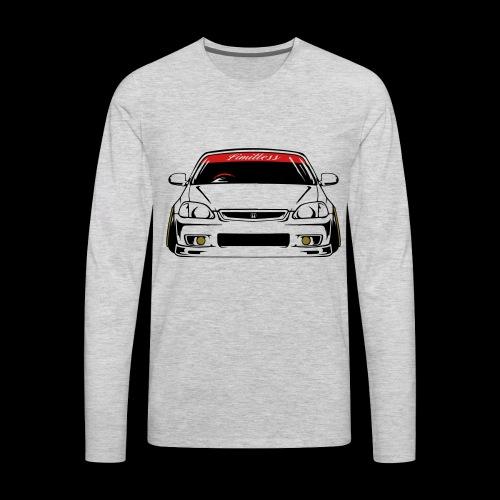 EK - Men's Premium Long Sleeve T-Shirt