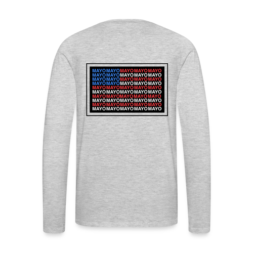 Mayo AMERICA - Men's Premium Long Sleeve T-Shirt