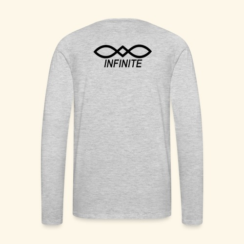 INFINITE - Men's Premium Long Sleeve T-Shirt