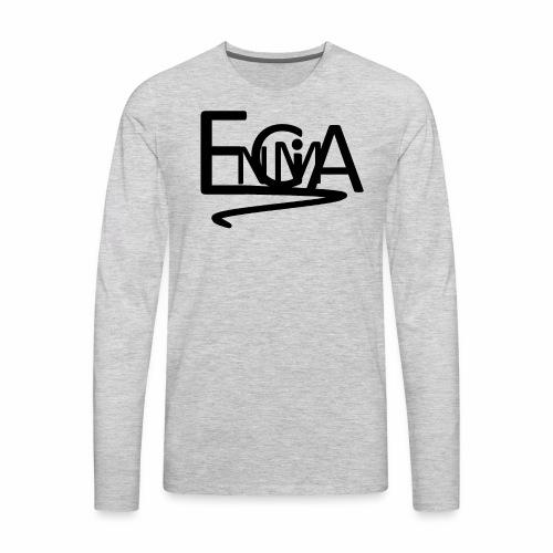 Engimalogo - Men's Premium Long Sleeve T-Shirt