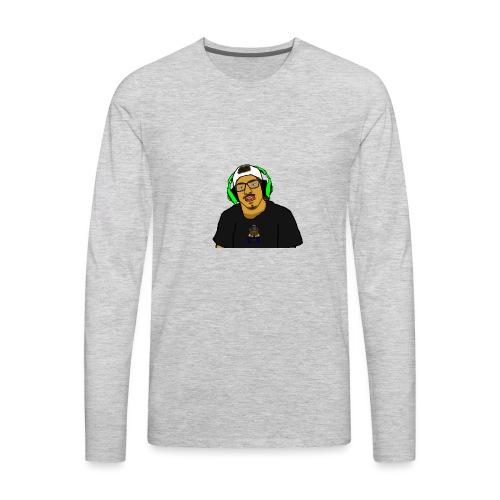 Profile pic - Men's Premium Long Sleeve T-Shirt
