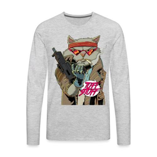 TS Geared up - Men's Premium Long Sleeve T-Shirt