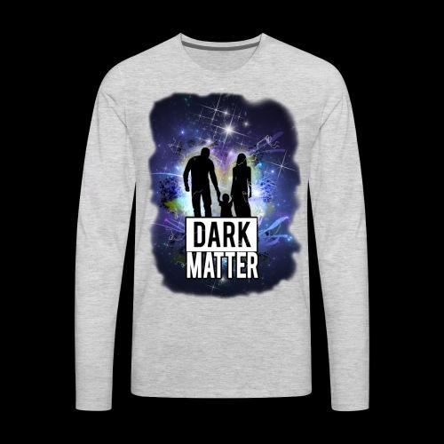 Dark Matter - Men's Premium Long Sleeve T-Shirt