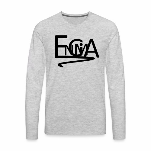 Engimalogo - Men's Premium Long Sleeve T-Shirt
