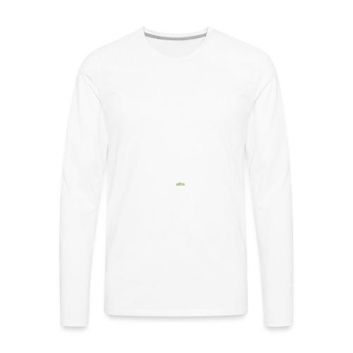 NAPFRO GANG GANG - Men's Premium Long Sleeve T-Shirt