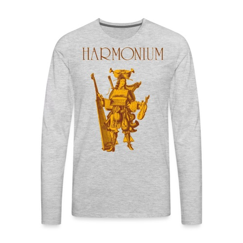 harmonium! - Men's Premium Long Sleeve T-Shirt