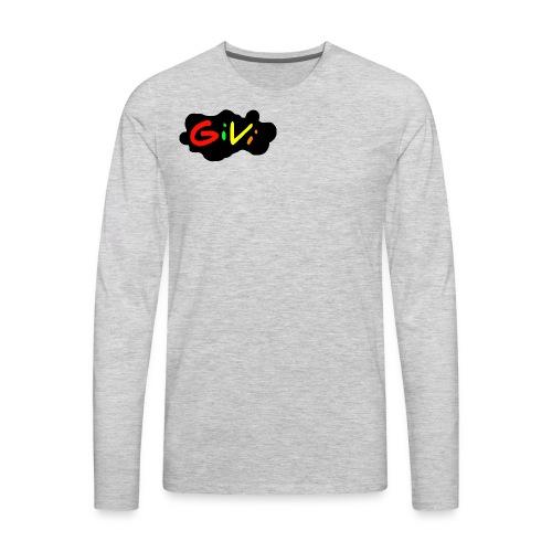 GiVi - Men's Premium Long Sleeve T-Shirt