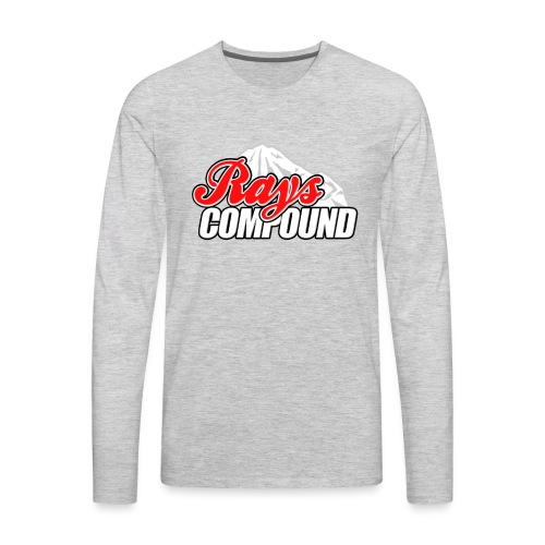Rays Compound - Men's Premium Long Sleeve T-Shirt