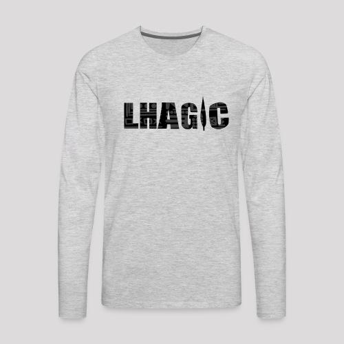 Lhagic - Men's Premium Long Sleeve T-Shirt