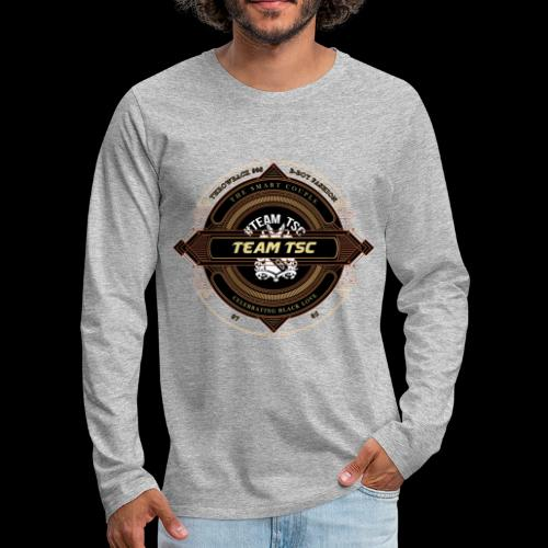 Design 9 - Men's Premium Long Sleeve T-Shirt
