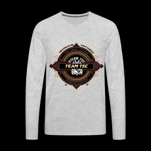 Design 9 - Men's Premium Long Sleeve T-Shirt