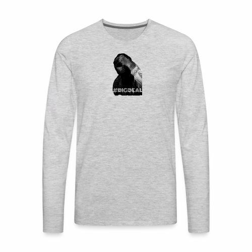 Cartoon #BIGDEAL Series - Men's Premium Long Sleeve T-Shirt