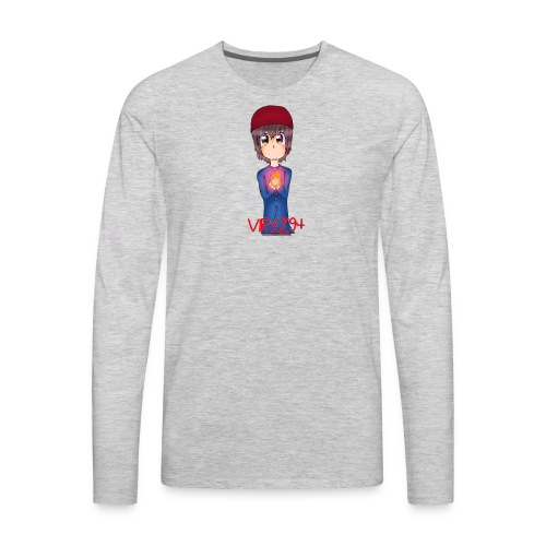 Viruz94, by Farin Draw - Men's Premium Long Sleeve T-Shirt
