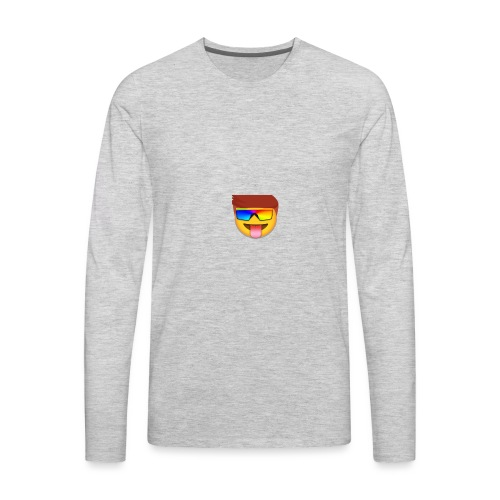 whats up - Men's Premium Long Sleeve T-Shirt