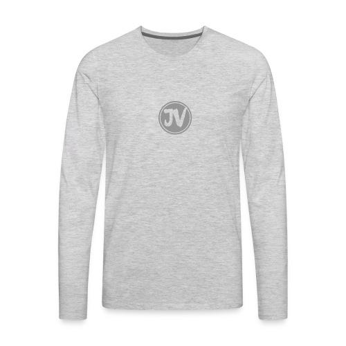 jordan vlogs logo - Men's Premium Long Sleeve T-Shirt