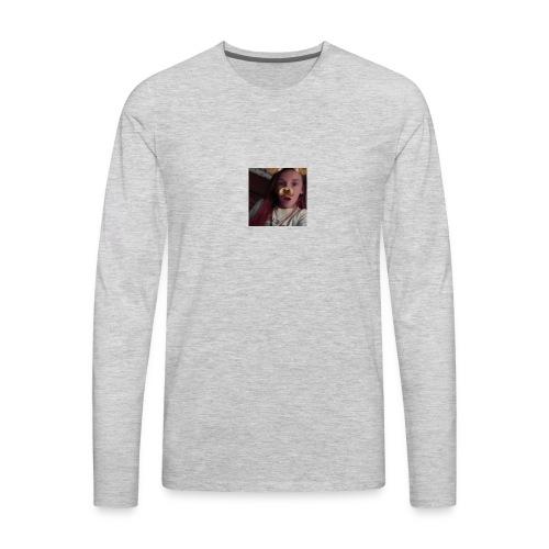 F02E8E11 B410 4B73 968F DDFA8BE5AD18 - Men's Premium Long Sleeve T-Shirt