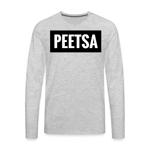 Black Box Peetsa - Men's Premium Long Sleeve T-Shirt