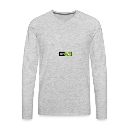 flippy - Men's Premium Long Sleeve T-Shirt