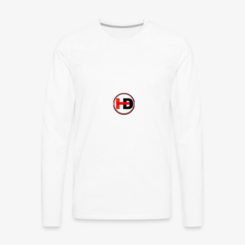HDGaming - Men's Premium Long Sleeve T-Shirt