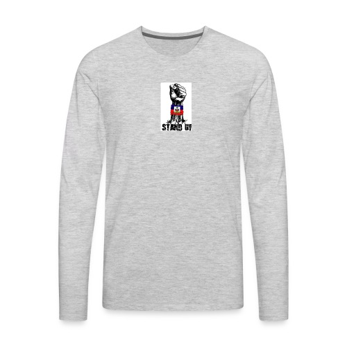 25a7beebef39855e625610ee0f01a4eb - Men's Premium Long Sleeve T-Shirt