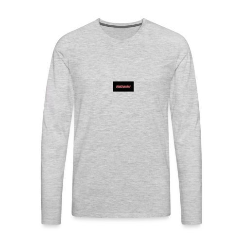 Jack o merch - Men's Premium Long Sleeve T-Shirt