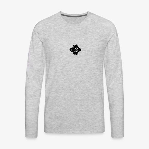 Destiny Ghost - Men's Premium Long Sleeve T-Shirt