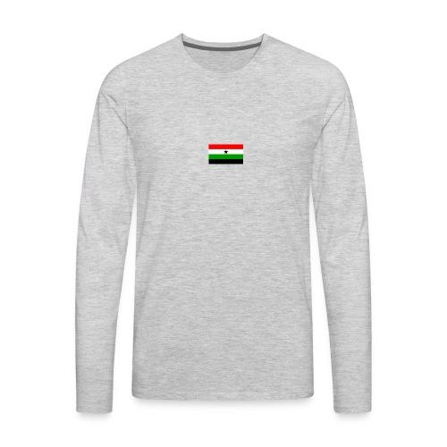 G-Bella Boyz - Men's Premium Long Sleeve T-Shirt