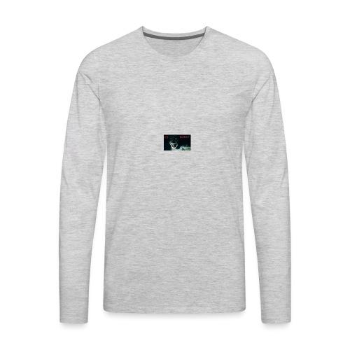 It scary merch - Men's Premium Long Sleeve T-Shirt