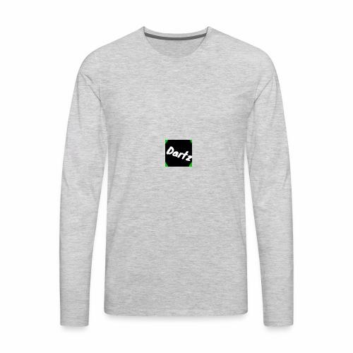 Dartz Merchandise - Men's Premium Long Sleeve T-Shirt