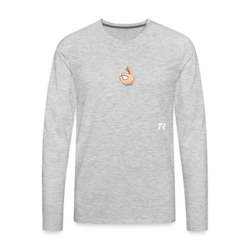 legitimate - Men's Premium Long Sleeve T-Shirt