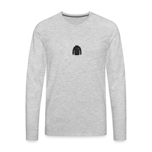 chill hoodie - Men's Premium Long Sleeve T-Shirt