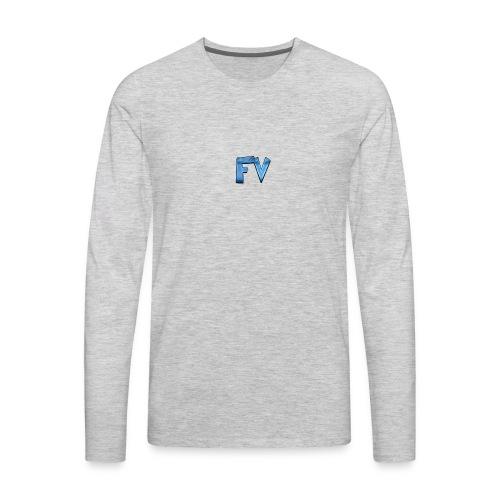 FV - Men's Premium Long Sleeve T-Shirt