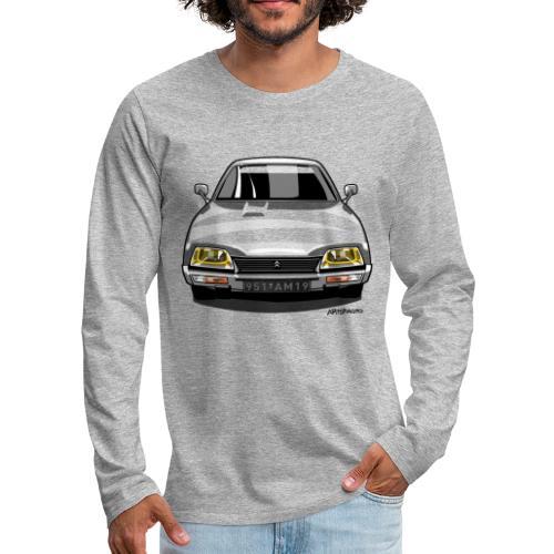 French CX 2200 - Men's Premium Long Sleeve T-Shirt