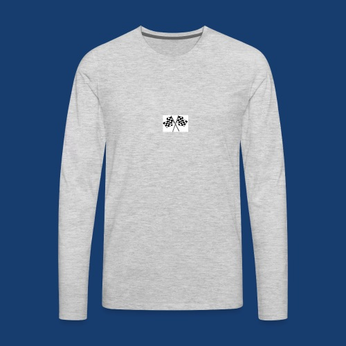 44 - Men's Premium Long Sleeve T-Shirt