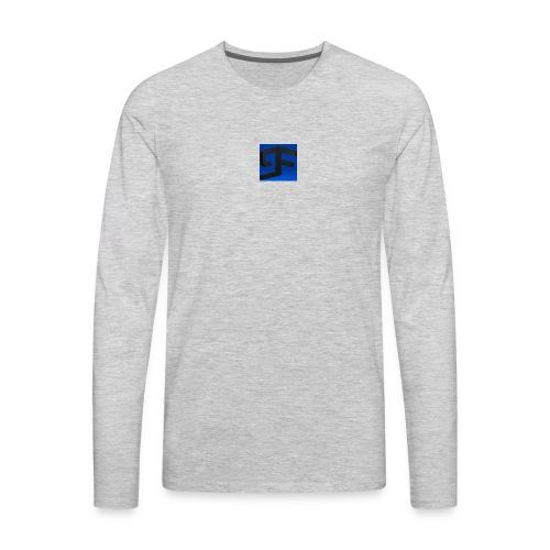 Flip Gaming V2 - Men's Premium Long Sleeve T-Shirt
