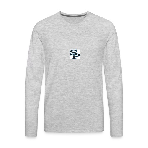 New SP logo - Men's Premium Long Sleeve T-Shirt