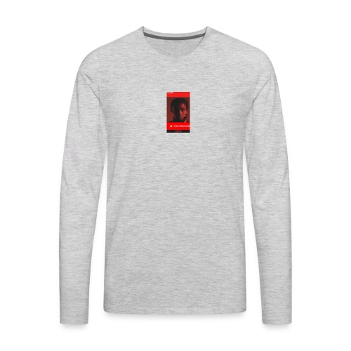 Donnell Key Jr.😆😆 - Men's Premium Long Sleeve T-Shirt