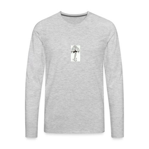 color your own - Men's Premium Long Sleeve T-Shirt
