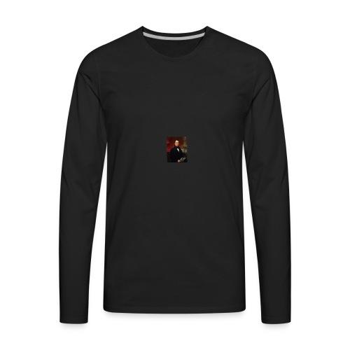 WIlliam Rufus King - Men's Premium Long Sleeve T-Shirt