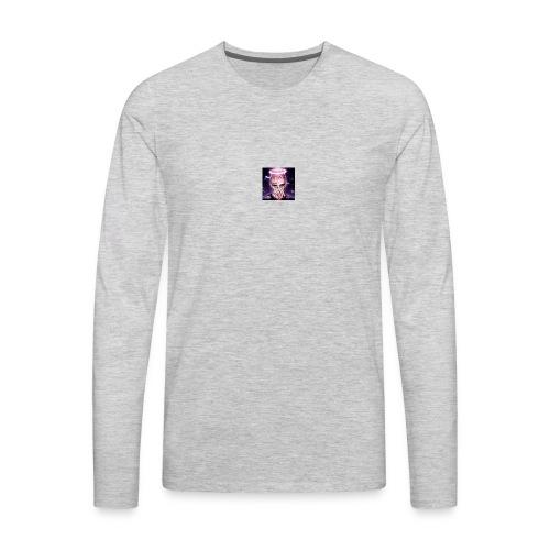 lil peep - Men's Premium Long Sleeve T-Shirt